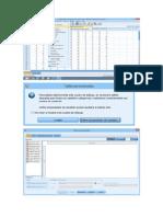 Como hacer tablas personalizadas SPSS21