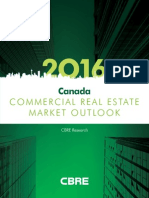 CBRE Market Outlook 2016