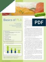 Basics of PLA - Bioplastics MAGAZINE