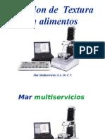 Texturometro