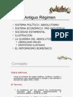 El Antiguo Regimen