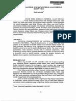 Karakterisasi Fisik Beberapa Mineral Alam Sebagai Bahan Urug1