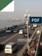 Economic Overview of Jiangsu Province