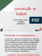 Introdução Ao Scrum