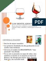 Los Destilados Vínicos