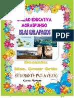 Lugares Turísticos de Galápagos