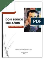 Novenario Don Boco