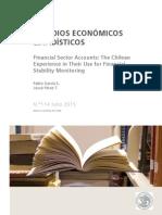 Financial Sector Accounts