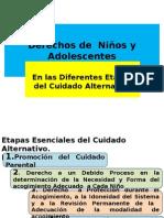 12. Derechos Niño en Todo El Proceso