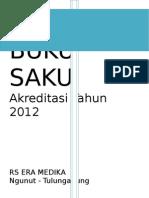 Buku Saku Akreditasi RS