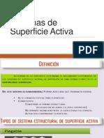 Sistemas de Superficie Activa