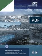 IPCC 2013 Summary.compressed