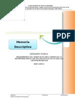 Memoria Descriptiva TICS