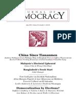 jurnal politik - demokrasi