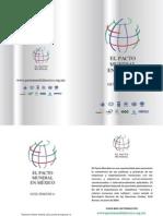El Pacto Mundial en Mexico Guia