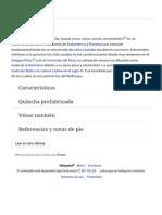 Quincha - Wikipedia, La Enciclopedia Libre