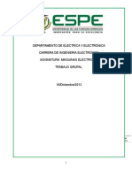 Maquinas Electricas formulario