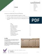 Kitchen Installation Guide United
