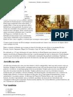 Arcádia (Poesia) – Wikipédia, A Enciclopédia Livre