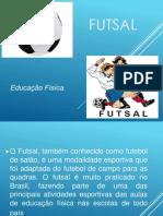 Educação Física - Futsal
