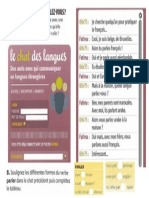 Texte Langues (-Er)