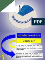 APRESENTAÇÃO -SEQUENCIA DIDATICA