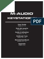 Keystation 61 - User Guide - V1.1