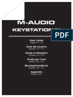 Keystation 61 - User Guide - V1.1