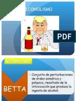 Psicofarmacología. Alcoholismok