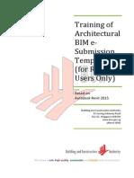 Bim Template Training Revit 2015