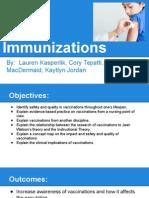 ebp immunizations