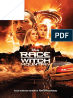Race to Witch Mountain - James Ponti - Disney