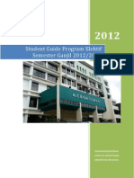 Student Guide Program Elektif Semester Ganjil 2011 (NEW)