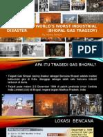 Mitigasi Bencana Industri