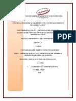 Actividad Informativa II Unidad LIBRE