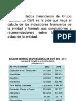 Ejercicio Indicadores Financieros 2015