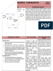 10. BENCENO tabla descriptiva