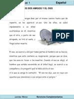 2do Grado - Español - Fábulas