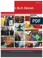 Detroit Neighborhood Business Directory