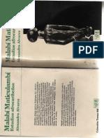 Malabi Maticulambi Estudios Afrocaribenos. Alexandra Alvarez 1987 TEMAS