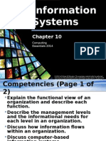 ISM 322 Information Systems