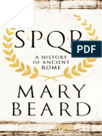 Mary Beard-SPQR a History of Ancient Rome