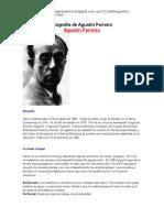 Bio Agustin Ferreiro