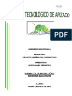 Investigacion Proteccion y Sensores Electricos