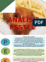 Pardos Chicken - trabajo en ppt