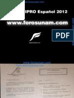 Español 2012 Cipro