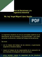 Análisis de Decisiones y La Ingenieria Industrial