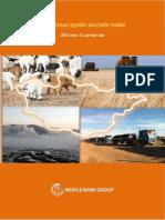 Mongolian Economic Update 2015