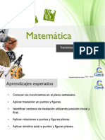 Clase 23 Transformaciones isométricas.ppt
