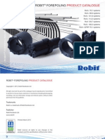 Robit Forepoling Catalogue ENG 03-2015